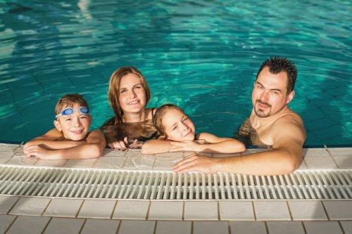 Rodina na 2 hodiny (2 dospělí + 1-3 děti do 14 let)